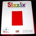 Sizzix Original Die-Rectangle#2